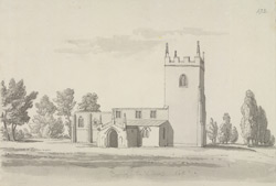 Barnby in the Willows, church